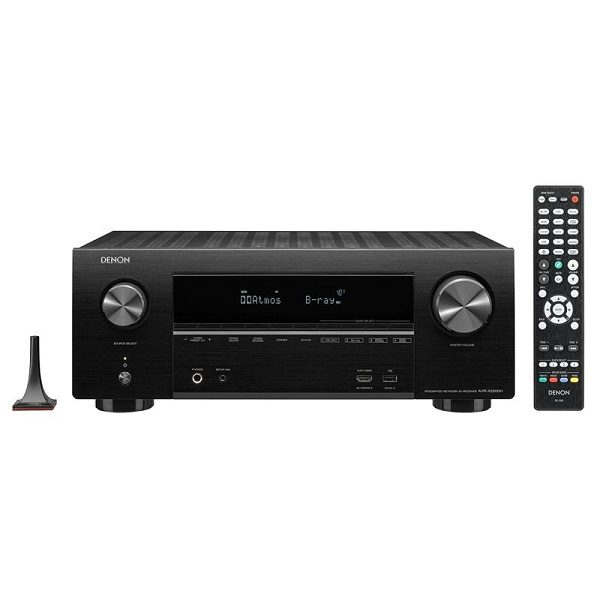 Denon AVRX2600 7.2 Ch AV Receiver (Damaged Box)