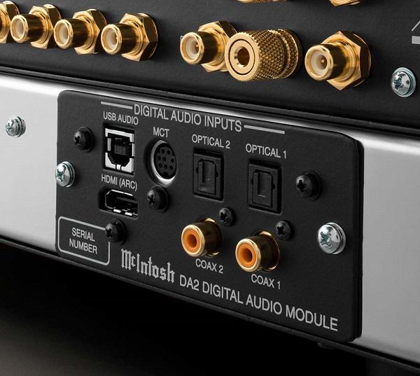 McIntosh DA-2 Digital To Analog (DAC) Upgrade