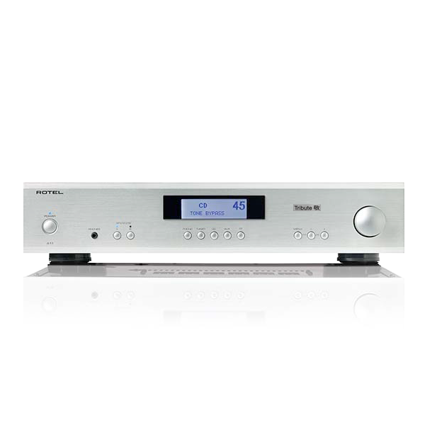Rotel A11 Tribute Intergrated Stereo Amplifier