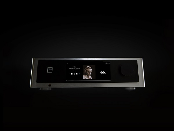 NAD M33 BluOS Streaming Stereo Amplifier