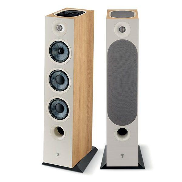 Focal Chora 826-D Floorstand Speakers