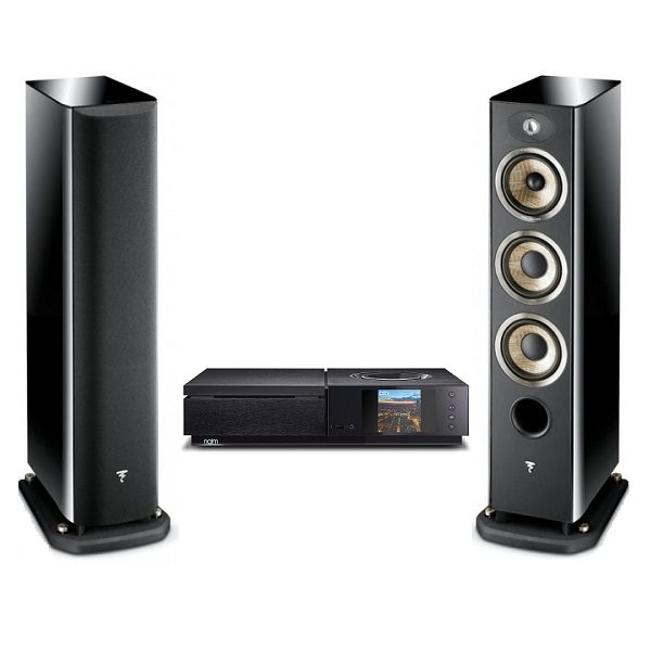 Focal Aria 926 + Naim Uniti Star Pack