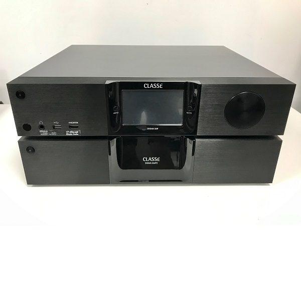 Classé Sigma SSP & AMP2 Pre/Power Combo