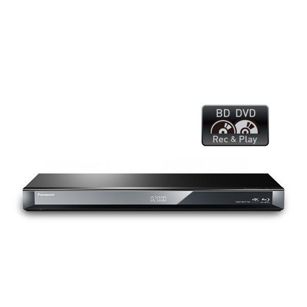 Panasonic DMR-BWT760 Freeview Recorder Bluray Player Multi Zoned